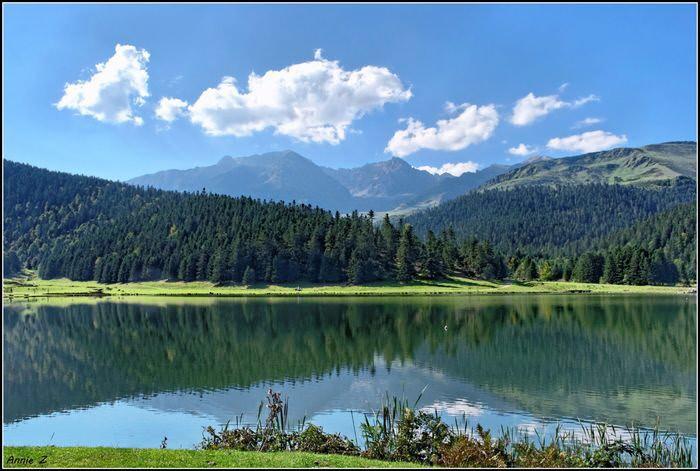 Lac De Payolle Dans Les Pyr U00e9n U00e9es S U00e9jour Balcons De La Neste